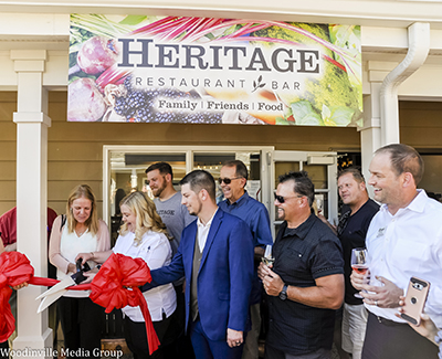 Heritage Woodinville Weekly
