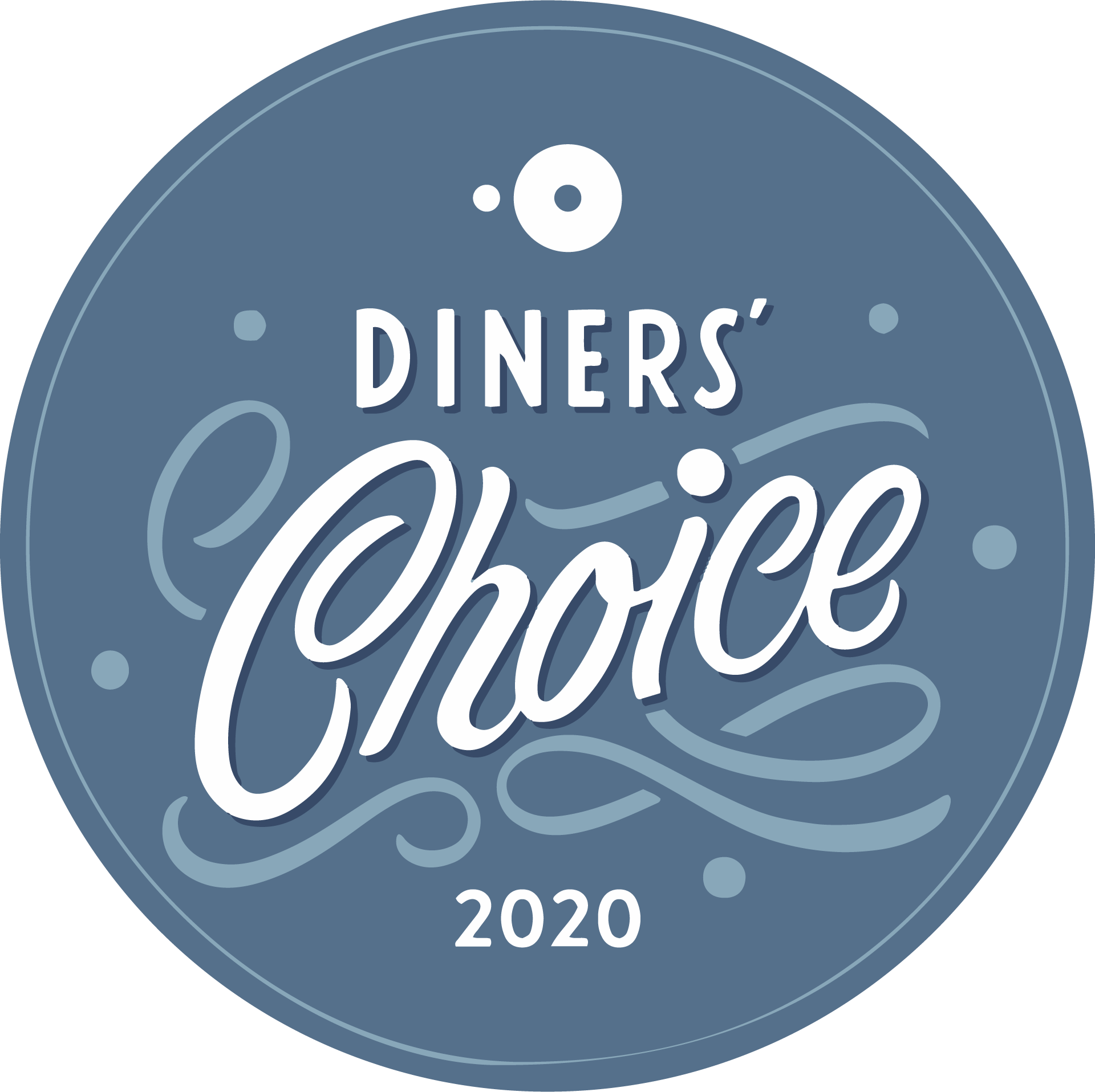 Open Table 2019 Diner's Choice